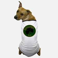 hooligans logo Dog T-Shirt