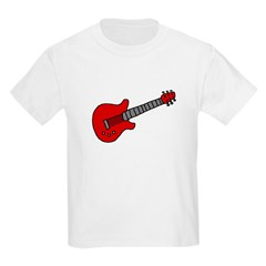 Guitar (Musical Instrument) D T-Shirt