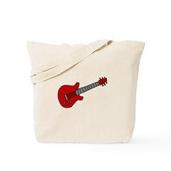 Guitar (Musical Instrument) D Tote Bag
