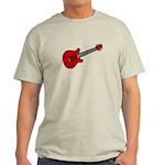 Guitar (Musical Instrument) D Light T-Shirt