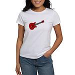 Guitar (Musical Instrument) D Women's T-Shirt
