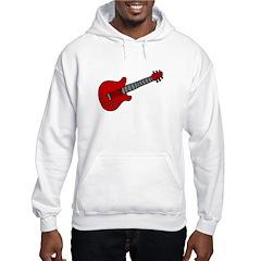 Guitar (Musical Instrument) D Hoodie
