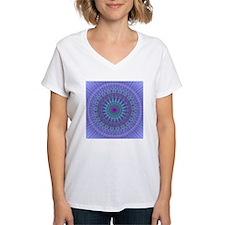 Purple Inspire mandala kale Shirt