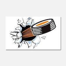 Hockey Car Magnet 20 x 12