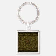 SCB Square Keychain