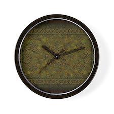 SCB Wall Clock