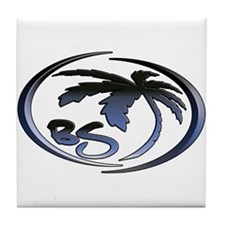 Tile Coaster (Light Blue)