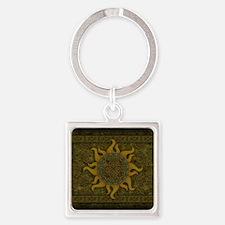 SSB Square Keychain