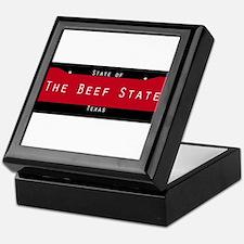Texas Nickname #2 Keepsake Box