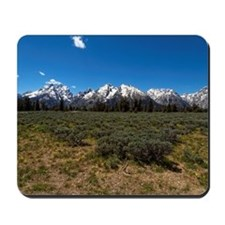 Grand Teton Scenic View Mousepad