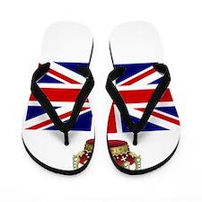 Royal Crown Rule Flip Flops