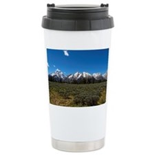 Grand Teton Scenic View Travel Mug