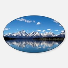 GRAND TETON - JACKSON LAKE Decal