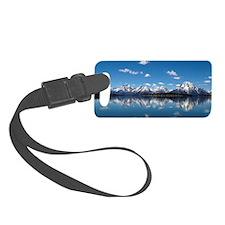 GRAND TETON - JACKSON LAKE Luggage Tag