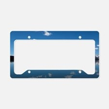GRAND TETON - JACKSON LAKE License Plate Holder