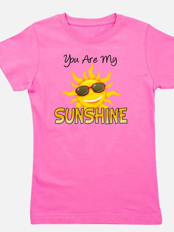 You are my sunshine Girl's Tee
