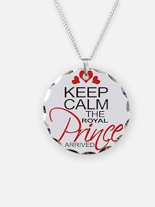 Keep Calm The Royal Prince A Necklace