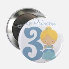 """This Princess is 2.25"""" Button"""
