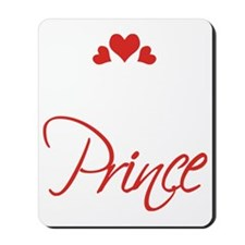 Keep Calm The Royal Prince Arrived Mousepad