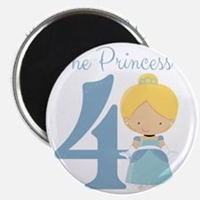 The Princess is 4 Magnet