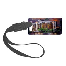 Justice Served 4000 print Luggage Tag