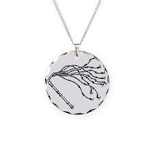 Cat O Nine Tails Necklace