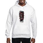 'Let Your Life Speak' Hooded Sweatshirt