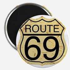 Route 69 Magnet