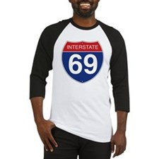 Interstate 69 Baseball Jersey