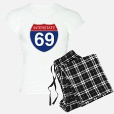 Interstate 69 Pajamas