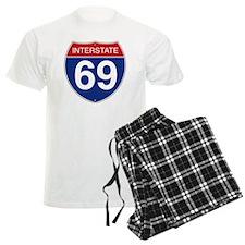 Interstate 69 Pajamas