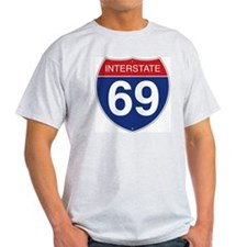 Interstate 69 T-Shirt