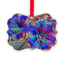 Amaryllis Lilies  Ornament