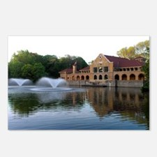Fountains In the Park Postcards (Package of 8)