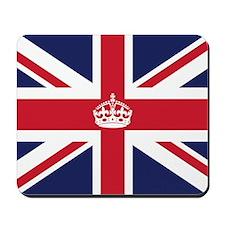 Royal British Flag Mousepad