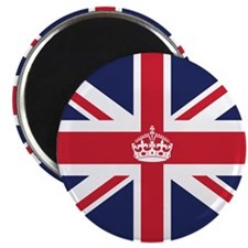 Royal British Flag Magnet