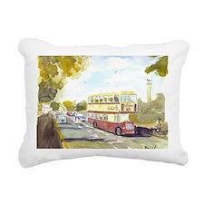 Dreadnought Coaches Bris Rectangular Canvas Pillow