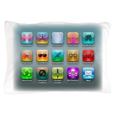My Dream Apps Pillow Case