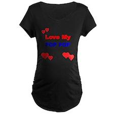 LOVE MY POP POP 2 T-Shirt