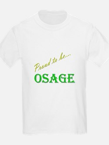 Osage T-Shirt
