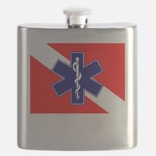 ERT Team Diver Flask