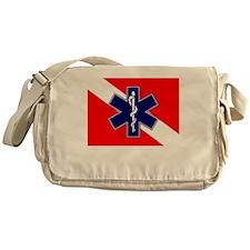 ERT Team Diver Messenger Bag