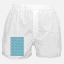 Argyle_Blue1_Large Boxer Shorts
