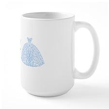 Bridal Shower Dress Mug