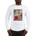Japanese illustration  Long Sleeve T-Shirt