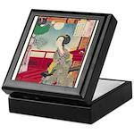 Japanese illustration Keepsake Box