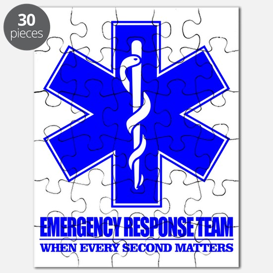 Emergency Response Team Puzzle