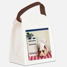 Chef Guinea Canvas Lunch Bag
