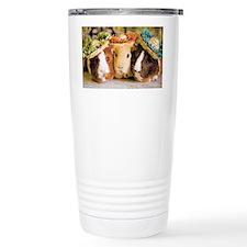 Aloha Guineas Travel Mug