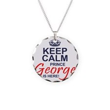 Prince George is Here Necklace